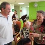 Sant Jordi a la residència Montsacopa